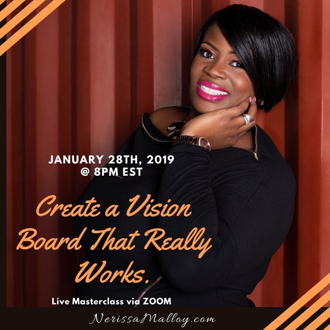 Vision Board 2020-3